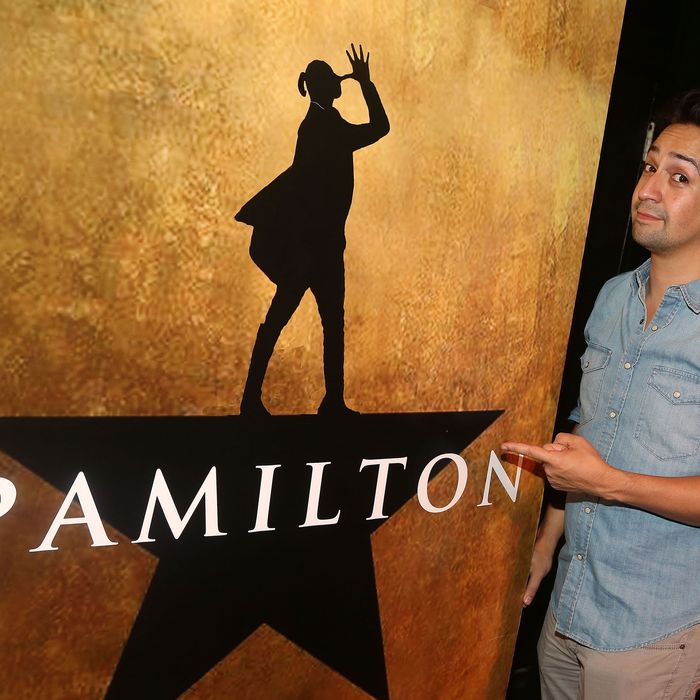 Celebrities Visit Broadway - August 10, 2016