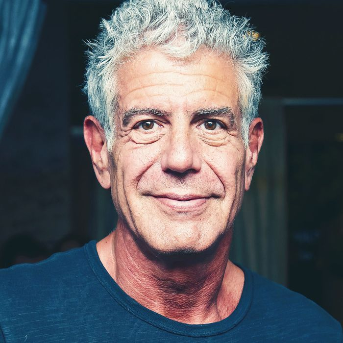 Anthony Bourdain Was A Champion Of The #MeToo Movement
