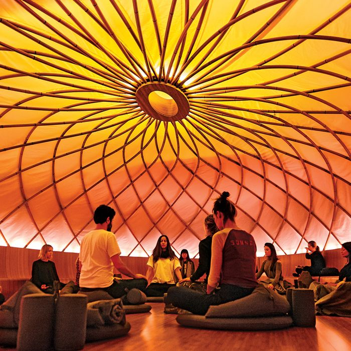 Wedding Gift Stores Nyc: Inside New York's Luxury Meditation Center Inscape