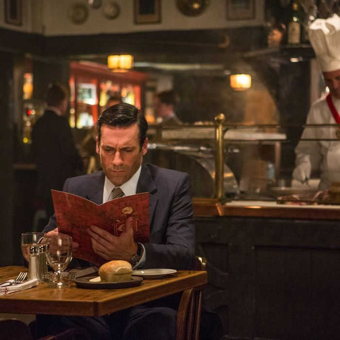 Mad Men Recap: That's What the Money Is For