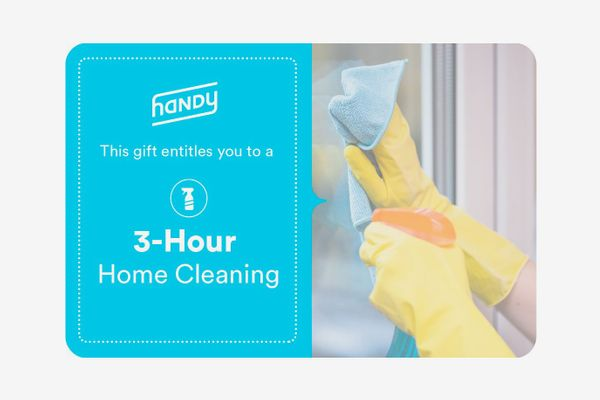 Handy 3-Hour Cleaning Gift Card