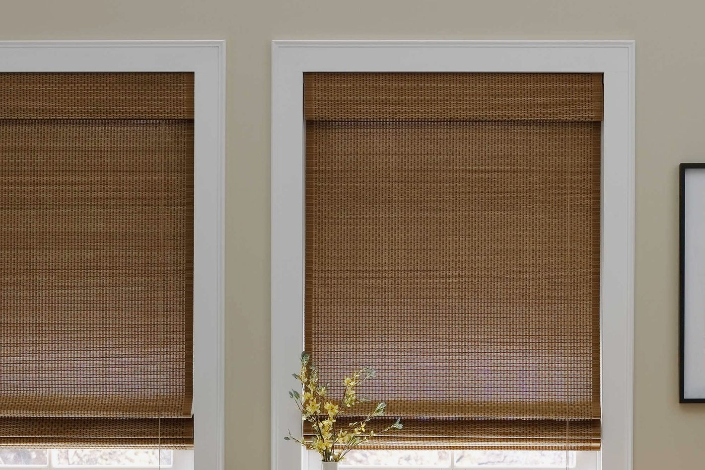 Real Simple Natural Roman Shade