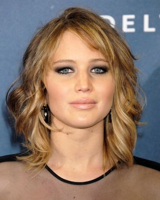 Jennifer Lawrence Played It Safe With New Hair