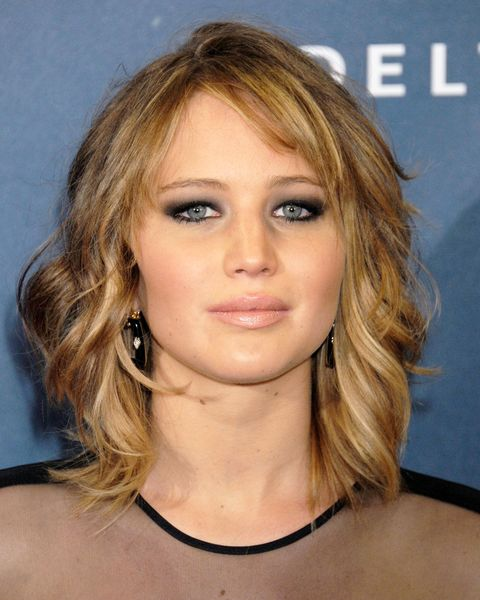 Jennifer Lawrence Played It Safe With New Hair -- The Cut
