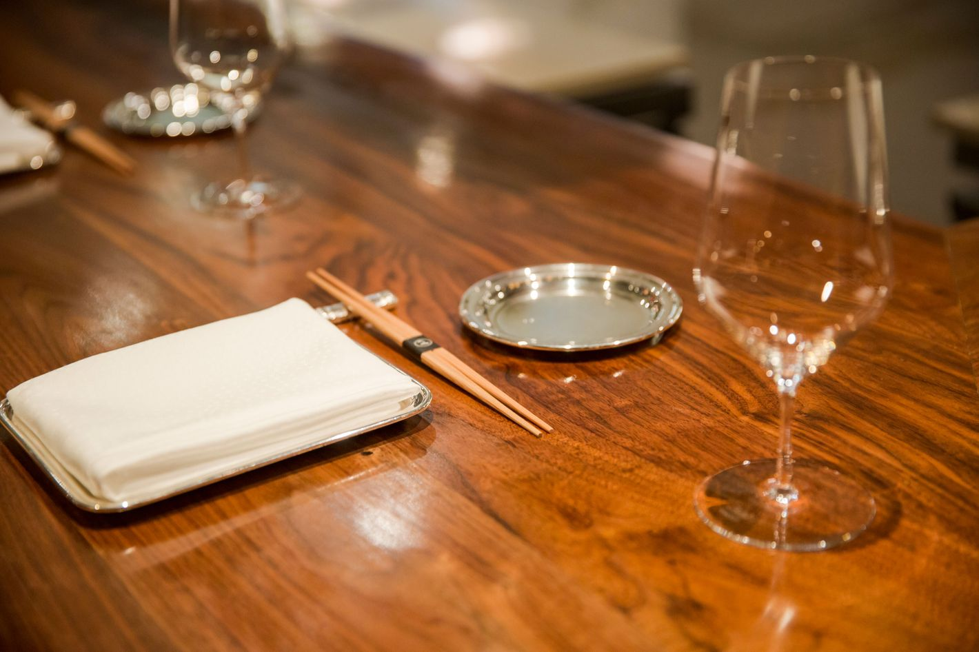 First Taste: Chef\'s Table at Brooklyn Fare in NYC