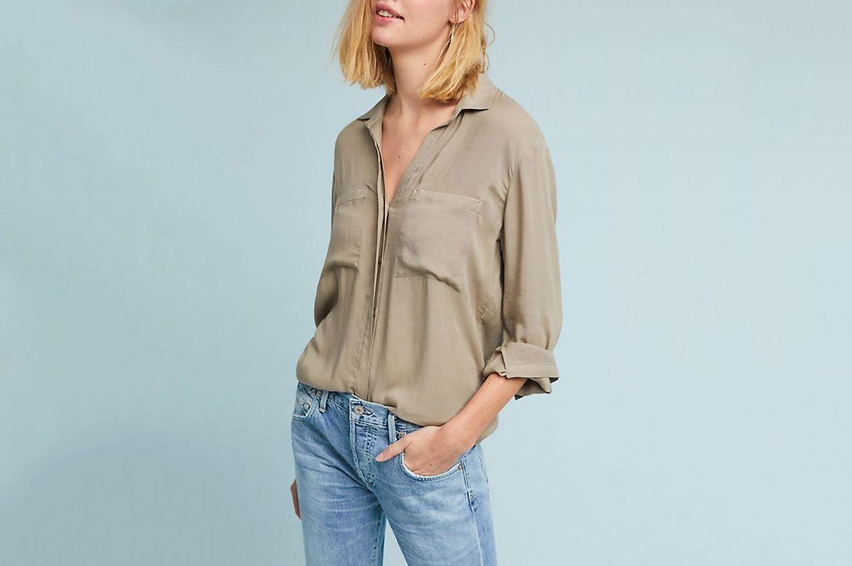 Cloth & Stone Tavira Buttondown