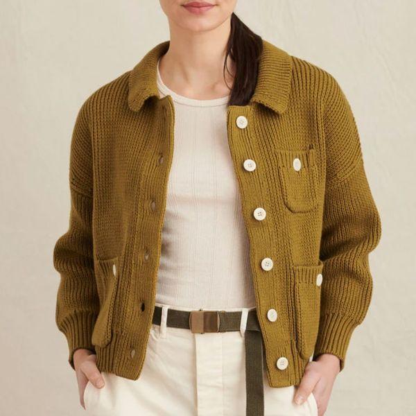 Alex Mill Parker Sweater Jacket