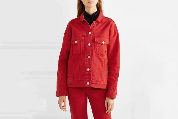 3x1 Oversized denim jacket