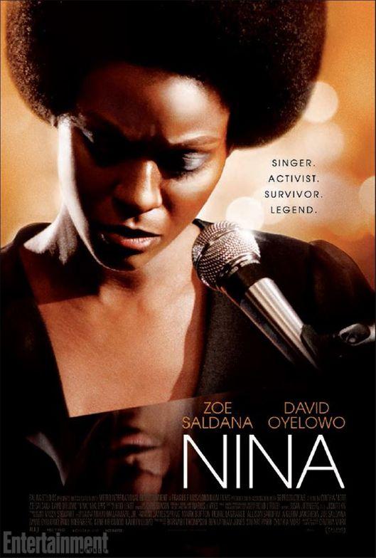 Nina Trailer and Poster: Zoe Saldana Plays Nina Simone
