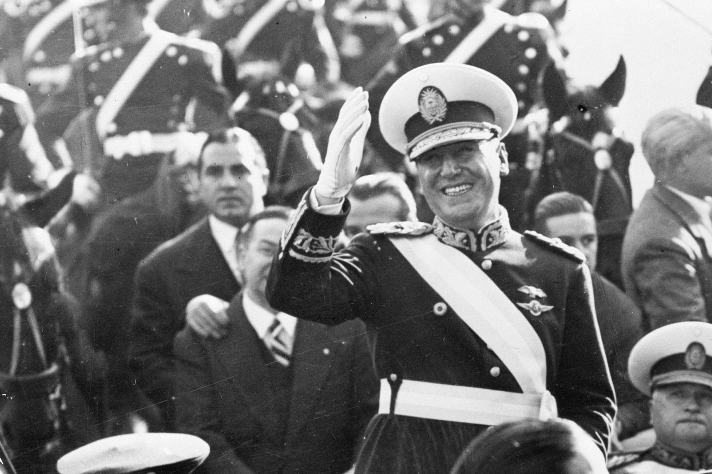 the 1943 revolution in argentina and the start of peronism a populist politics In june 1943, an almost bloodless military coup interrupted argentine politics the new military leaders wanted argentina to start building its own.