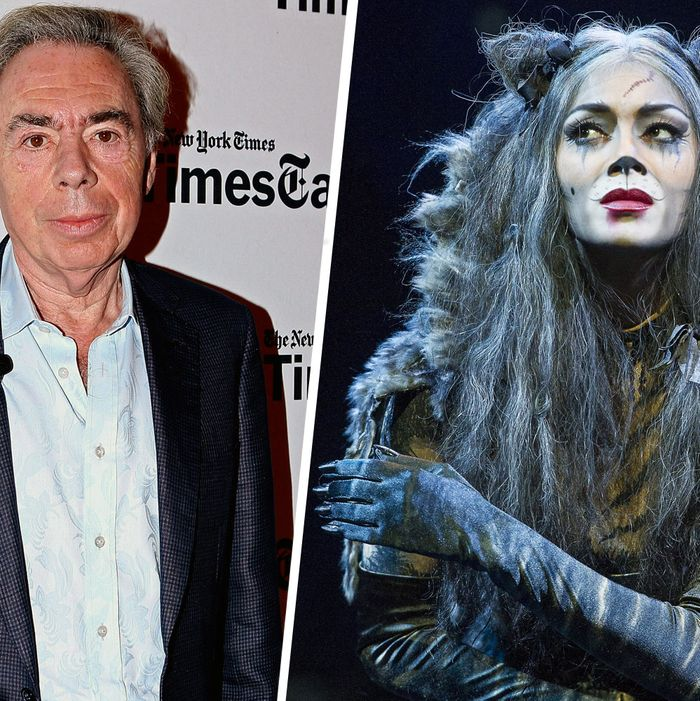 Andrew Lloyd Webber; Grizabella.