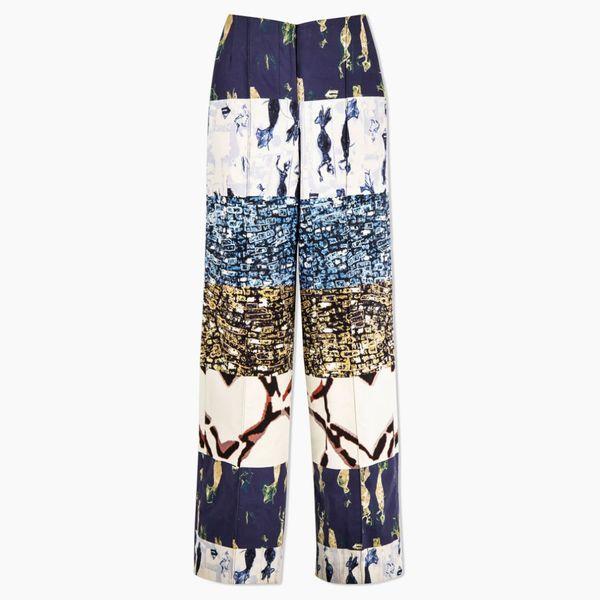 Lisa Folawiyo Wide Leg Pants