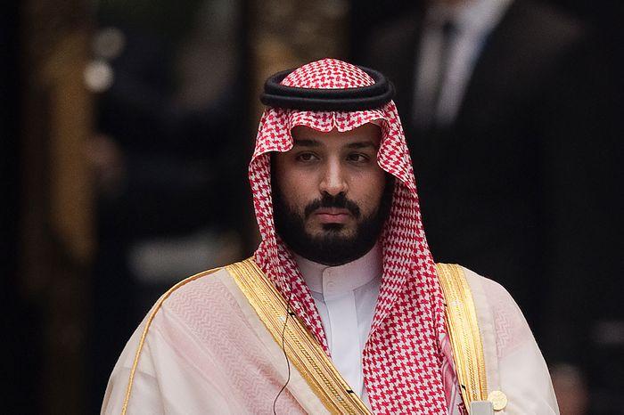 Crown Prince Mohammed bin Salman, the de facto ruler of Saudi Arabia.
