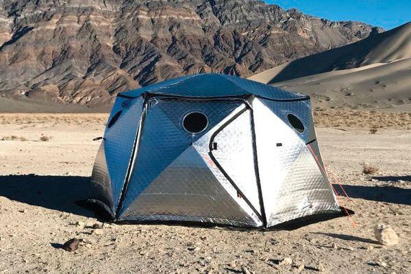 Burning Man–Favorite Tent