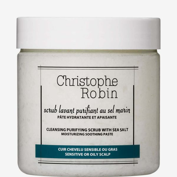 Christophe Robin Purifying Scalp Scrub with Sea Salt