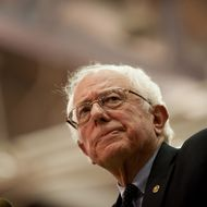 Bernie Sanders Holds Campaign Rally At Penn State