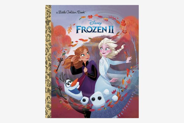 Frozen 2 Little Golden Book