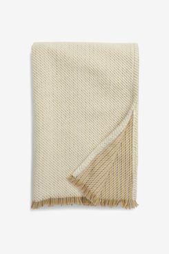 Faribault Woolen Mills Northern Lights Wool Throw Blanket