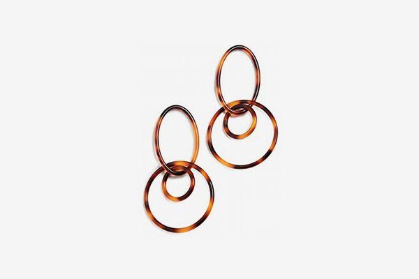 Cult Gaia Tria Earrings
