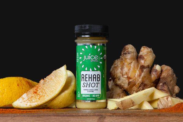 Juice Press Rehab Shot