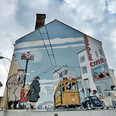 Get Cultured In Brussels