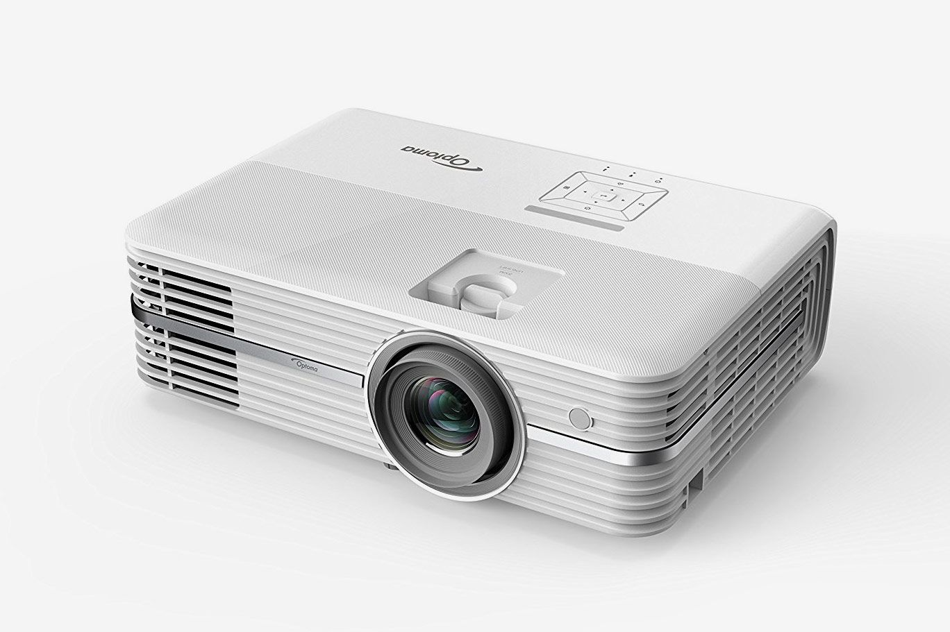 Optoma UHD60 4K Ultra High Definition Smart Home Theater Projector