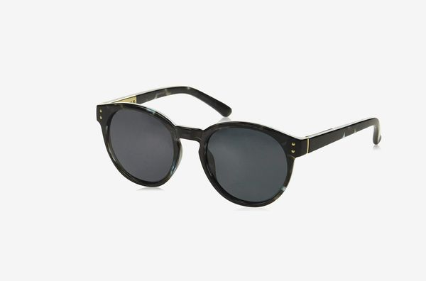 Foster Grant Women's Polarized Round Sunglasses