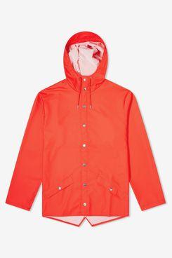 Rains Classic Jacket (Tomato)