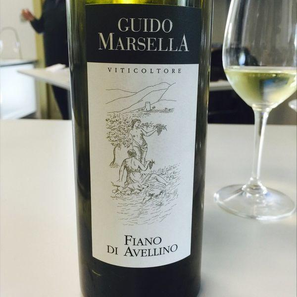 Guido Marsella Fiano di Avellino DOCG Fiano 2013