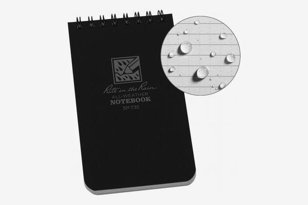 Rite in the Rain Weatherproof Top-Spiral Notebook