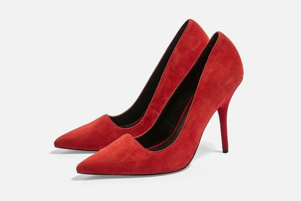 GAME Pointed Court Shoes