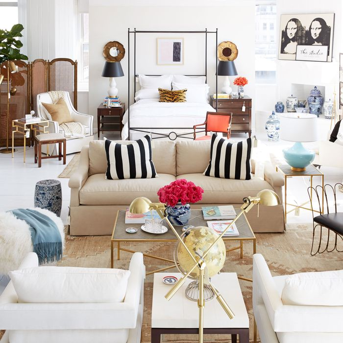 At One Kings Lane's showroom the Studio, visits and consultations are complimentary.