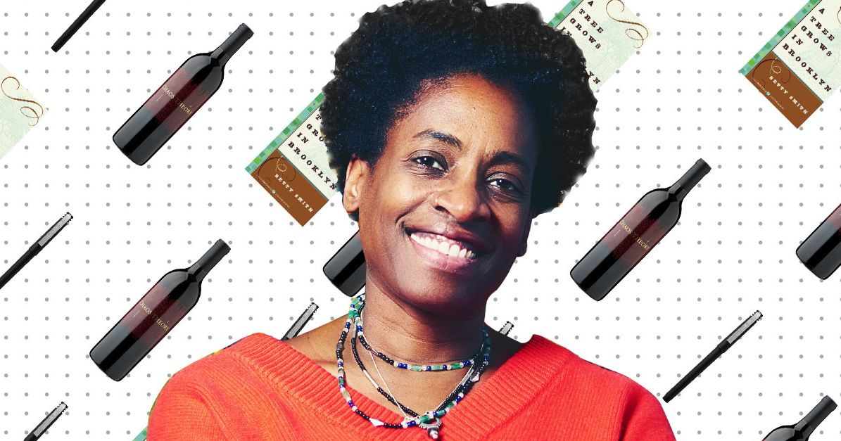 What Jacqueline Woodson Can't Live Without