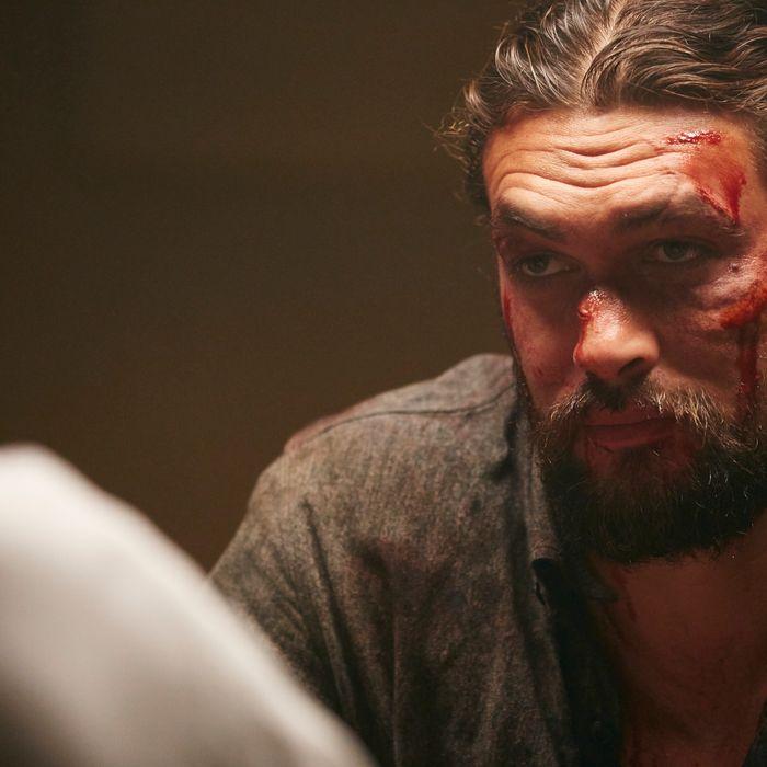 jason Momoa - in the SundanceTV original series