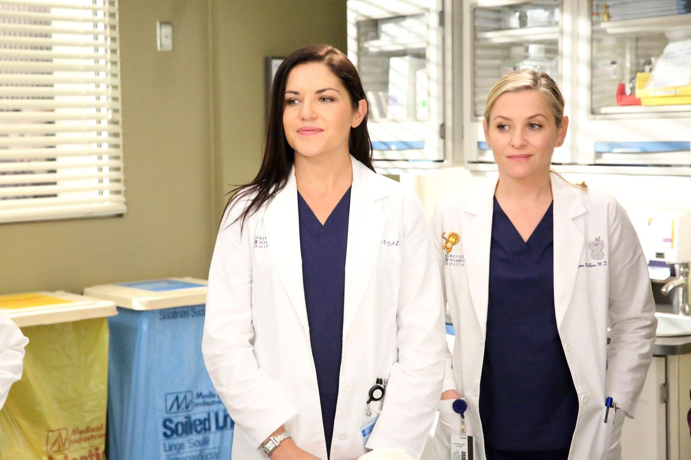 Greys Anatomy Recap Season 13 Episode 13 The First Time