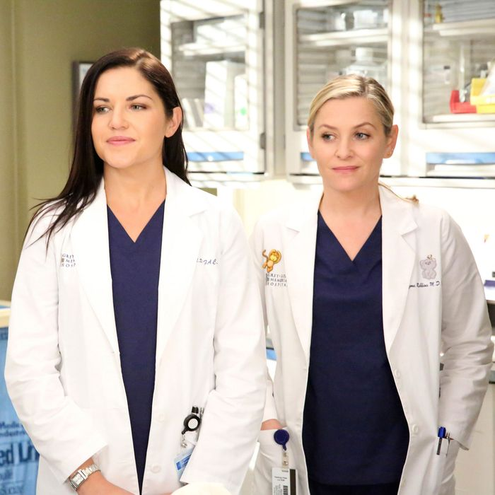Grey\'s Anatomy Recap, Season 13, Episode 13: The First Time