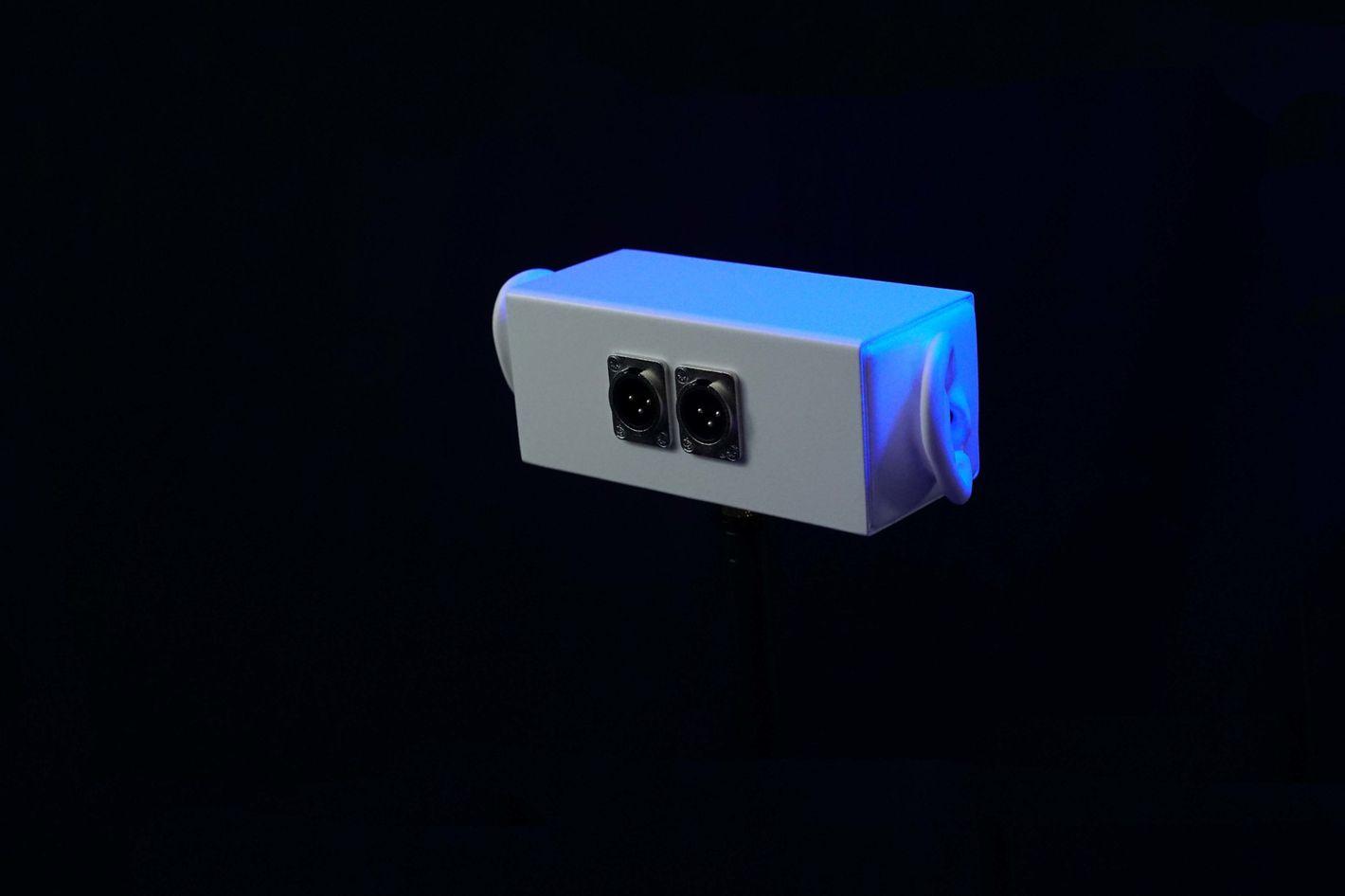 SR3D Binaural Pro Series XLR Microphone