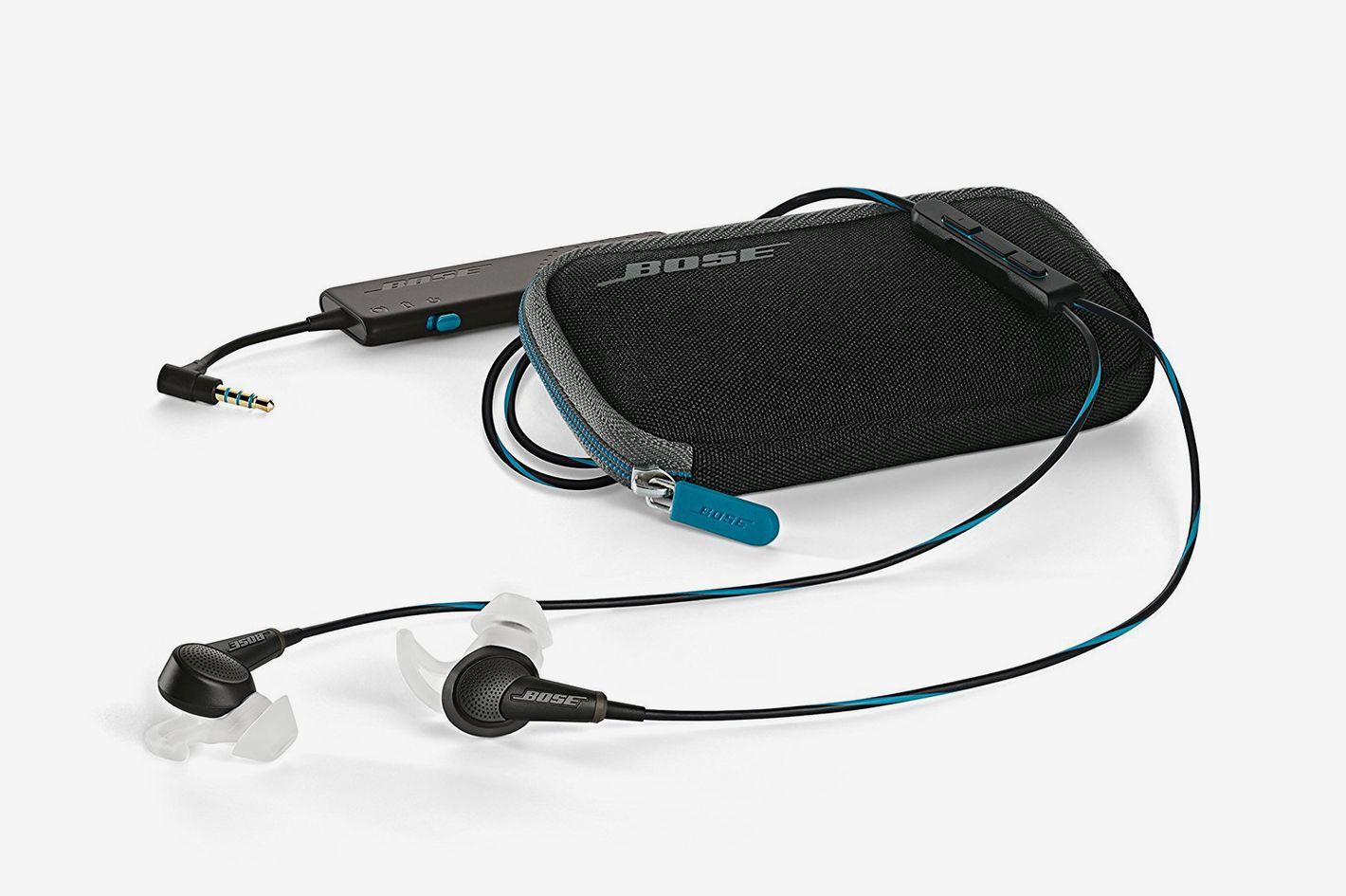 Bose QuietComfort 20 Acoustic Noise Cancelling Headphones, Apple Devices