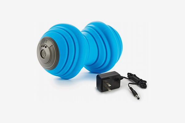 TriggerPoint Charge Vibe Three-Speed Ridged Vibrating Portable Foam Roller