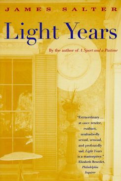 Light Years, by James Salter