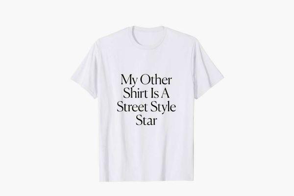 Street Style Star Tee