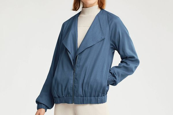 Uniqlo Women's Layered Blouson (Hana Tajima)