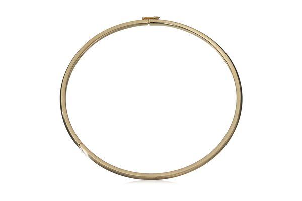 Eddie Borgo Peaked Collar Necklace