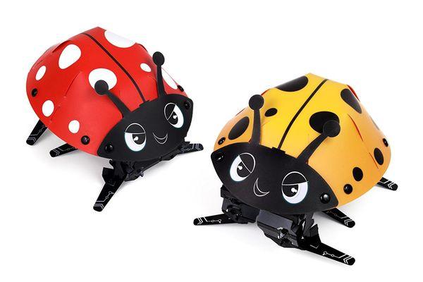 Kamigami Lina Ladybug Robot