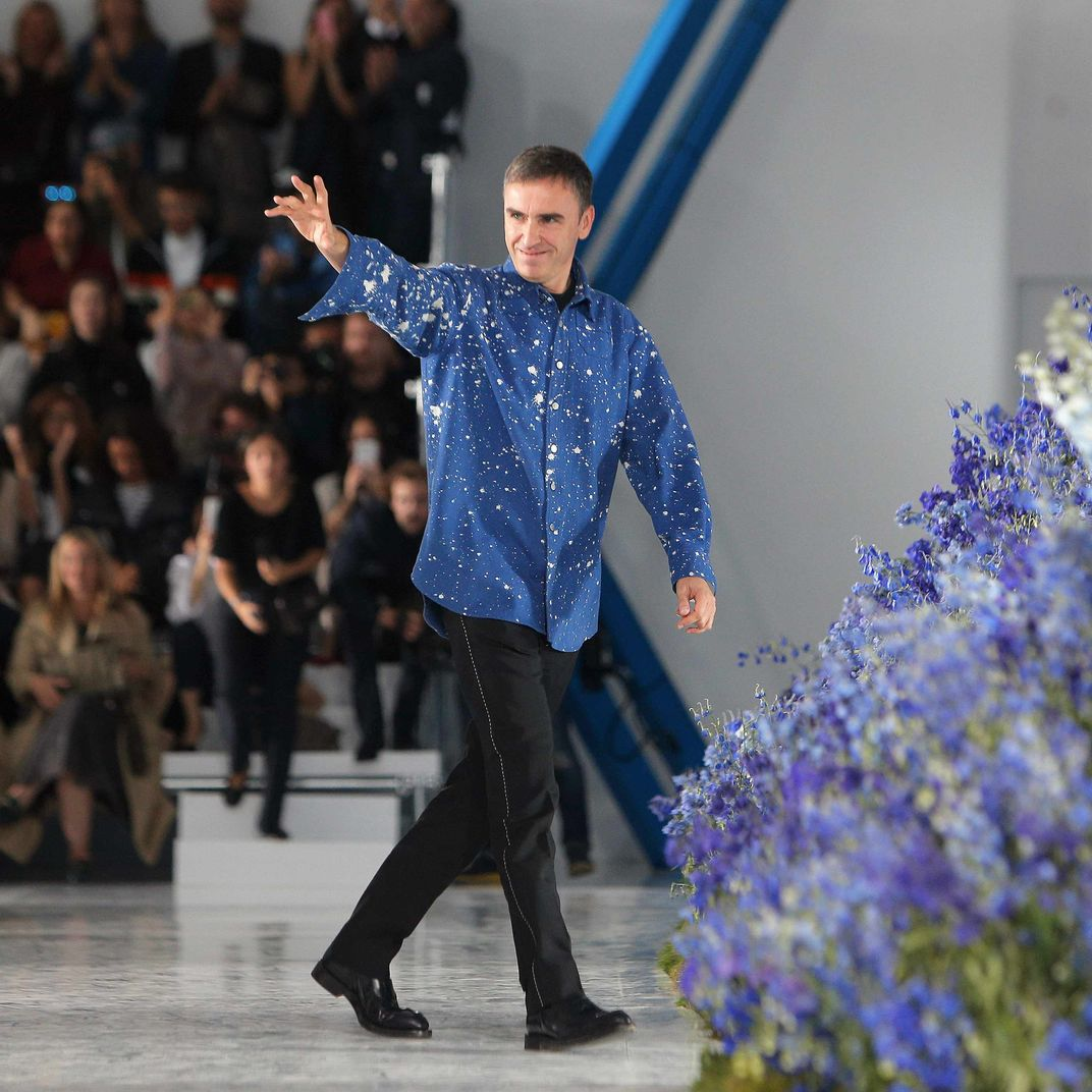 72631dd146ac Why Raf Simons Is Leaving Christian Dior