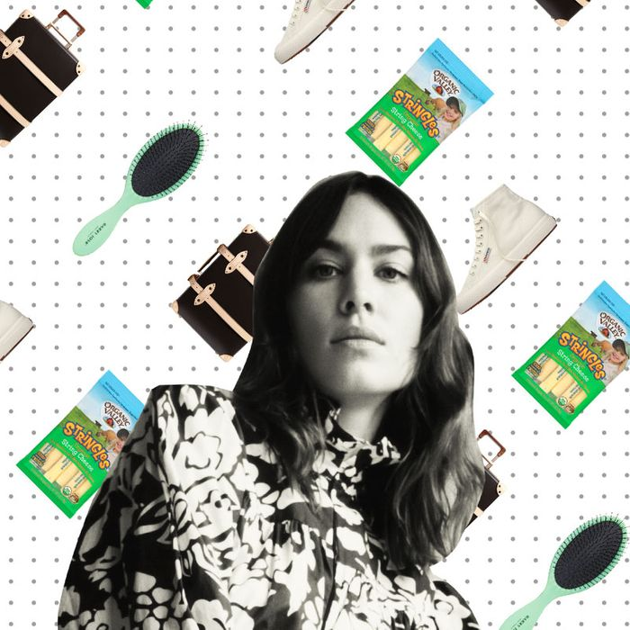 What Alexa Chung Can't Live Without