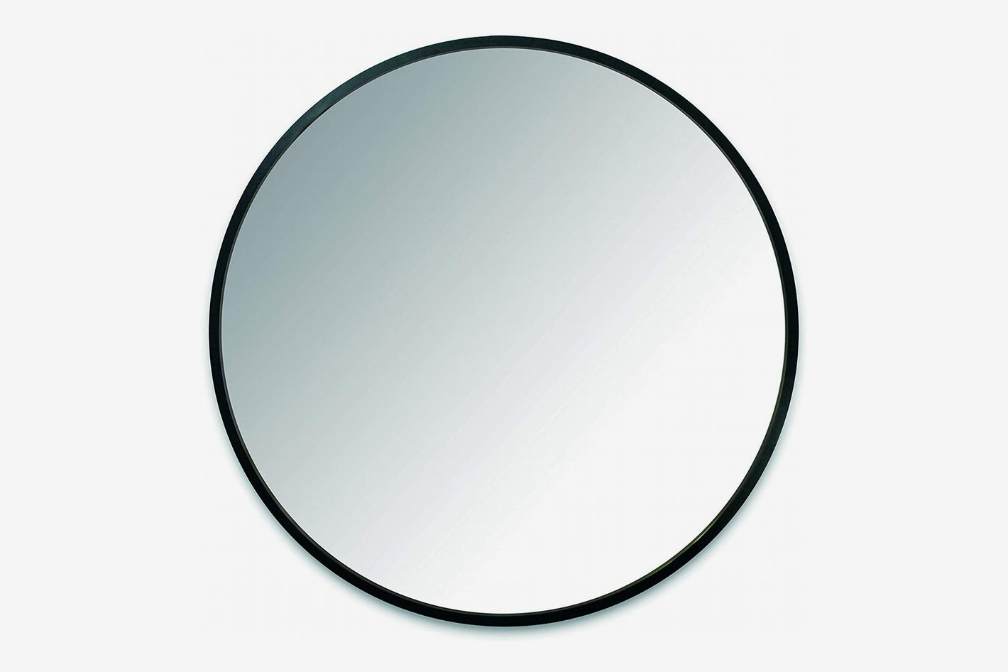Umbra Hub Wall Mirror With Rubber Frame