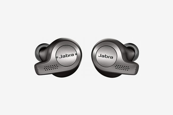 Jabra Elite 65t Alexa-Enabled True Wireless Earbuds With Charging Case – Titanium Black