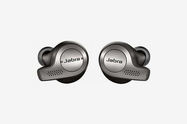 Jabra Elite 65t Alexa-Enabled True Wireless Earbuds With Charging Case– Titanium Black