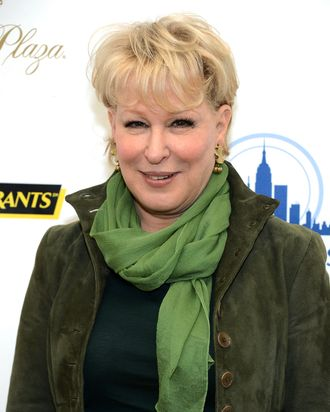 Bette Midler attends the 26th Annual Power Lunch For Women at The Plaza Hotel on November 16, 2012 in New York City.